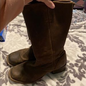 Durango Leather Boots Women's Size 9 !